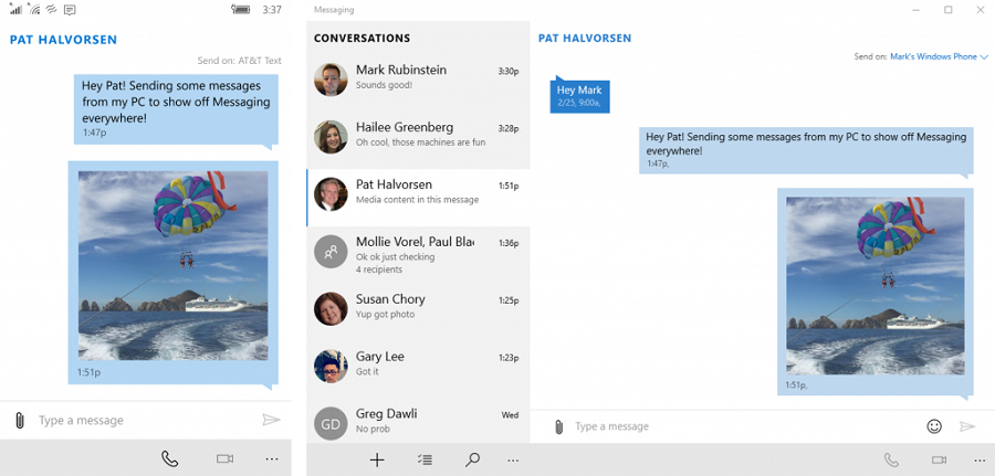 Send SMS with your PC with Messaging Everywhere: Exclusive