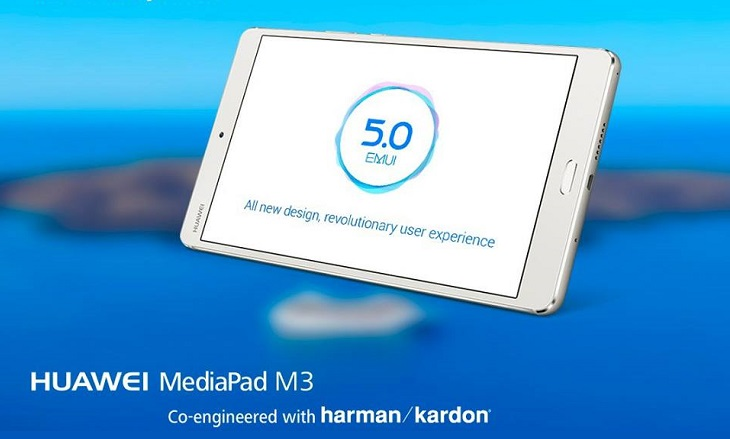 Huawei MediaPad M3 EMUI5 now opens for beta-testers! - Zing