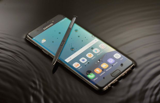 Samsung Galaxy Note FE to receive Android Pie update - Zing