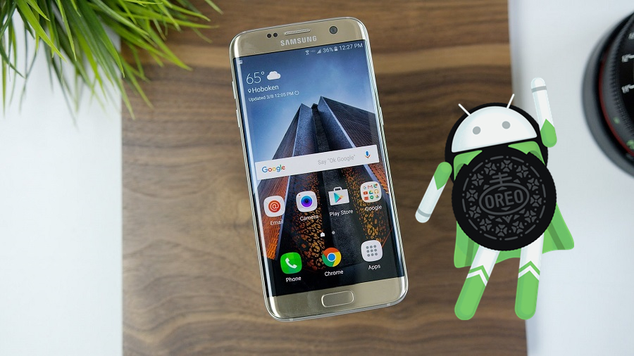 As One Of The Tech Giants In Smartphone Manufacturing Division Samsung Has Completed Development And Testing New Android Oreo For Galaxy S8