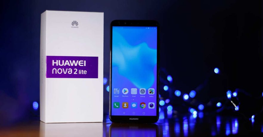 2a7c03cd7d21 Huawei Malaysia has officially rolled out an update today for all Nova 2  Lite users nationwide. In this update