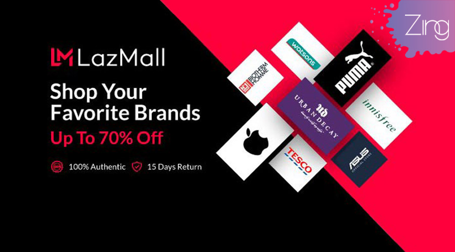 a6ca5eb119e2ca SEA largest online store - LazMall is up now with next day delivery ...