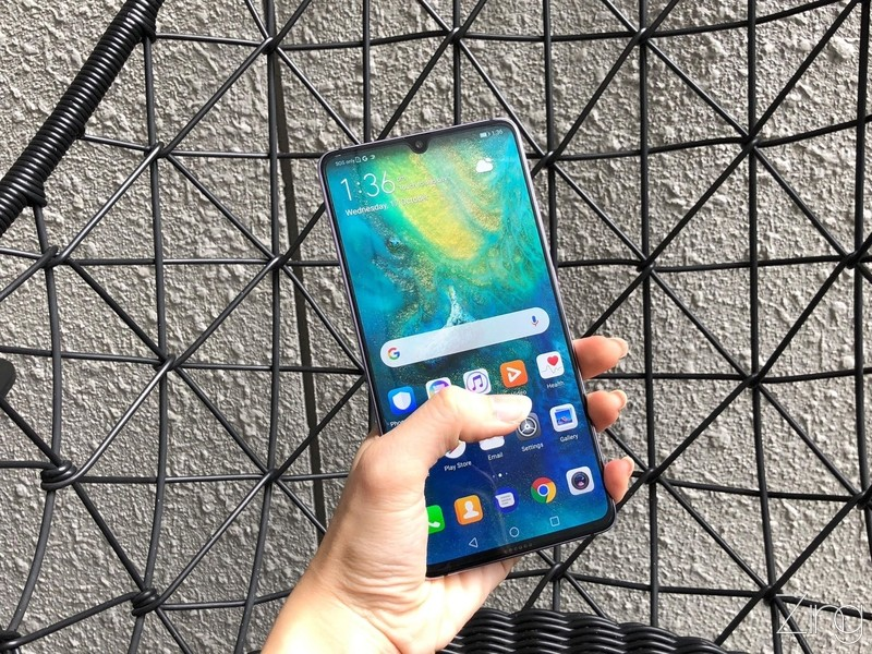 low priced 0c9a7 e883a LAZADA retailer opens pre-order for Huawei Mate 20X at RM3199 - Zing ...
