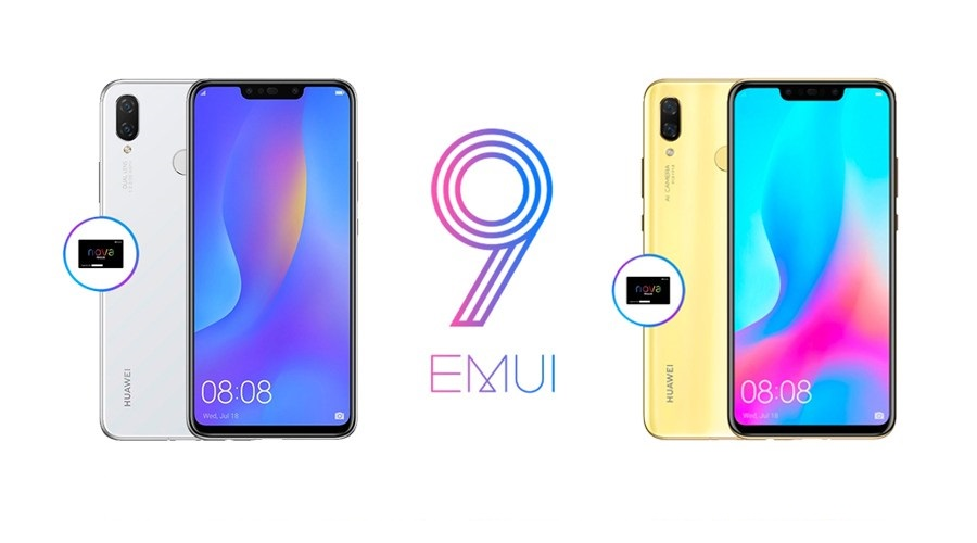 Huawei Nova 3/3i EMUI 9 0 Beta open for trials - Zing Gadget