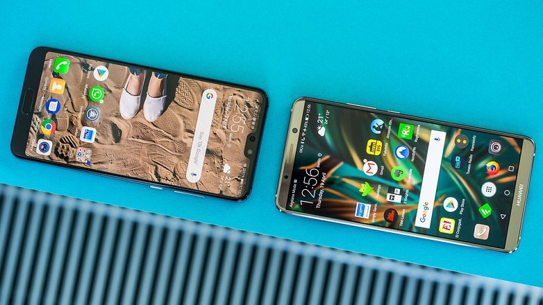 Huawei P20/ P20 Pro & Mate 10 now enjoy EMUI 9 (Android Pie