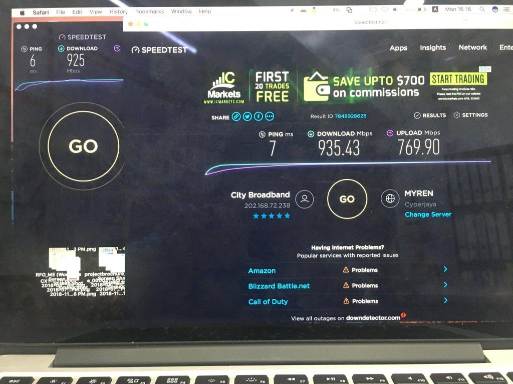 8c409bad5e5304 TNB fiber network leaked: Over 900Mbps at rural village - Zing Gadget