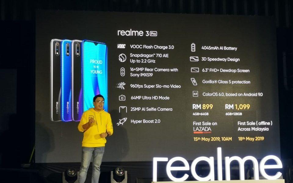 Realme 2 Pro Pattern Unlock