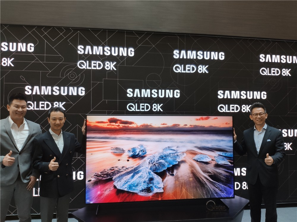 Samsung brings new 8K TV, starting from RM59k to RM299,999